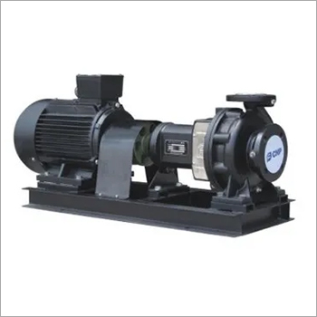 End Suction Back Pullout Type Centrifugal Pump