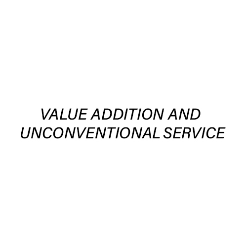 Value Addition Service