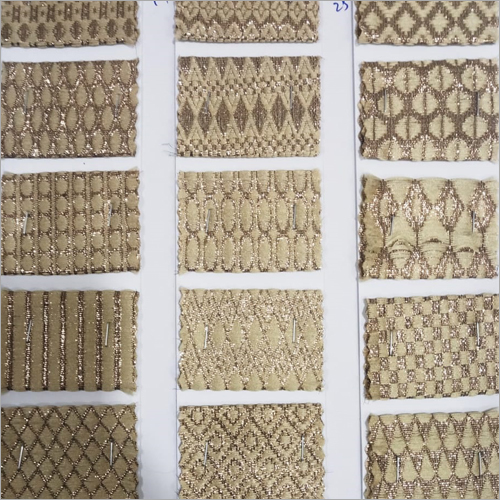 Dobby Brocade Fabric