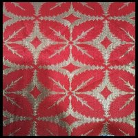 colored Jacquard Fabric