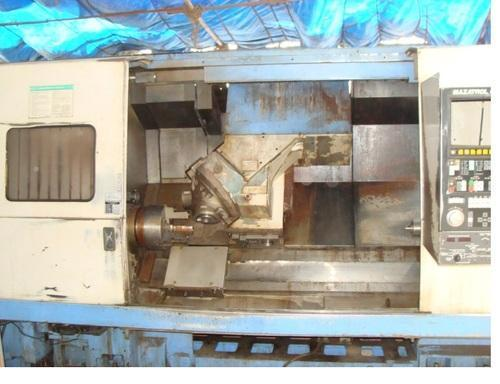 Mazak Slant Turn Machines