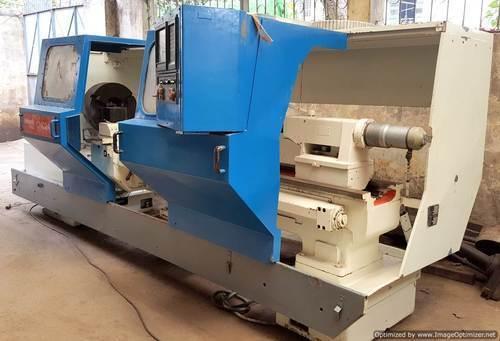 Gear Head CNC Lathe Machine