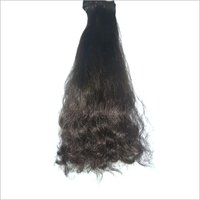 Black Mongolian Natural Human Hair