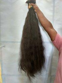 Black Mongolian Natural Human Hair