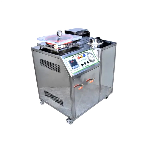 3 in 1 vacuum casting machine