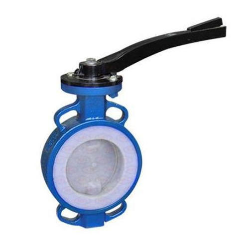FEP Lined Butterfly Valves