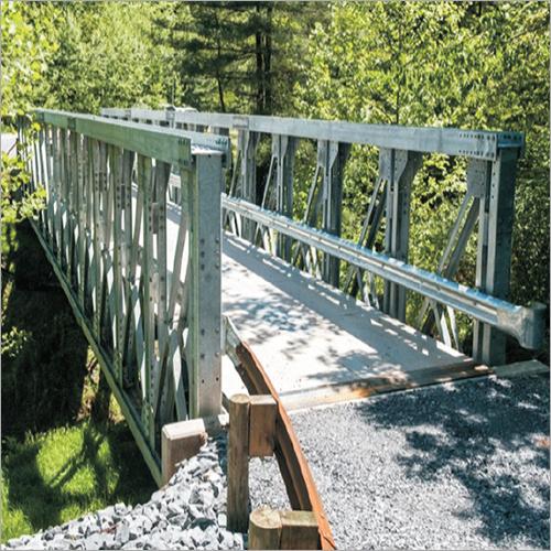 Metal Footbridge