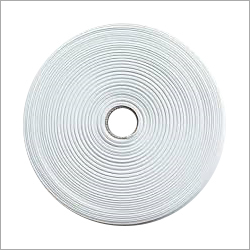 White Elastic Roll