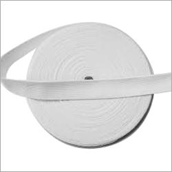 White PP Woven Elastic Roll