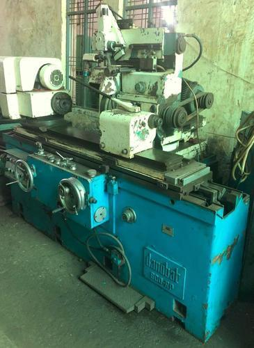 Cylindrical Grinder with Copying Dressing