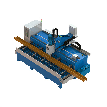 Cantilever Type Drilling Machine