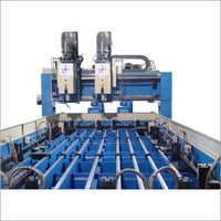 Double Spindles Gantry Type Drilling Machine
