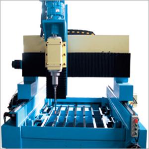 Gantry Type CNC Drilling Machine With Servo Feeding