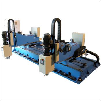Rail Type Drilling Machine