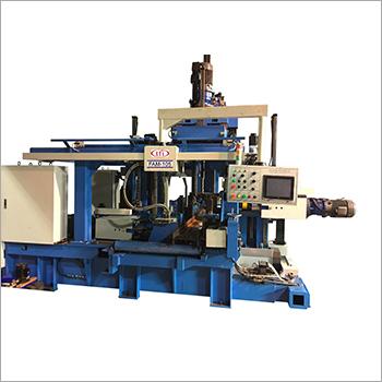 Automatic Beam Line Drilling Machine