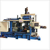 Automatic Beam Line Drilling Machine