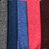 Melange Fleece Fabric
