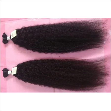 Indian Natural Virgin Deep Curly Hair