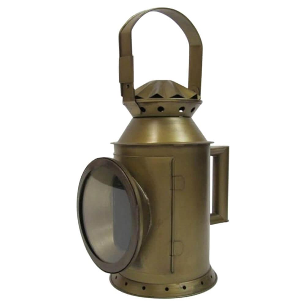Iron Railway locomotive Engine Oil Lamp