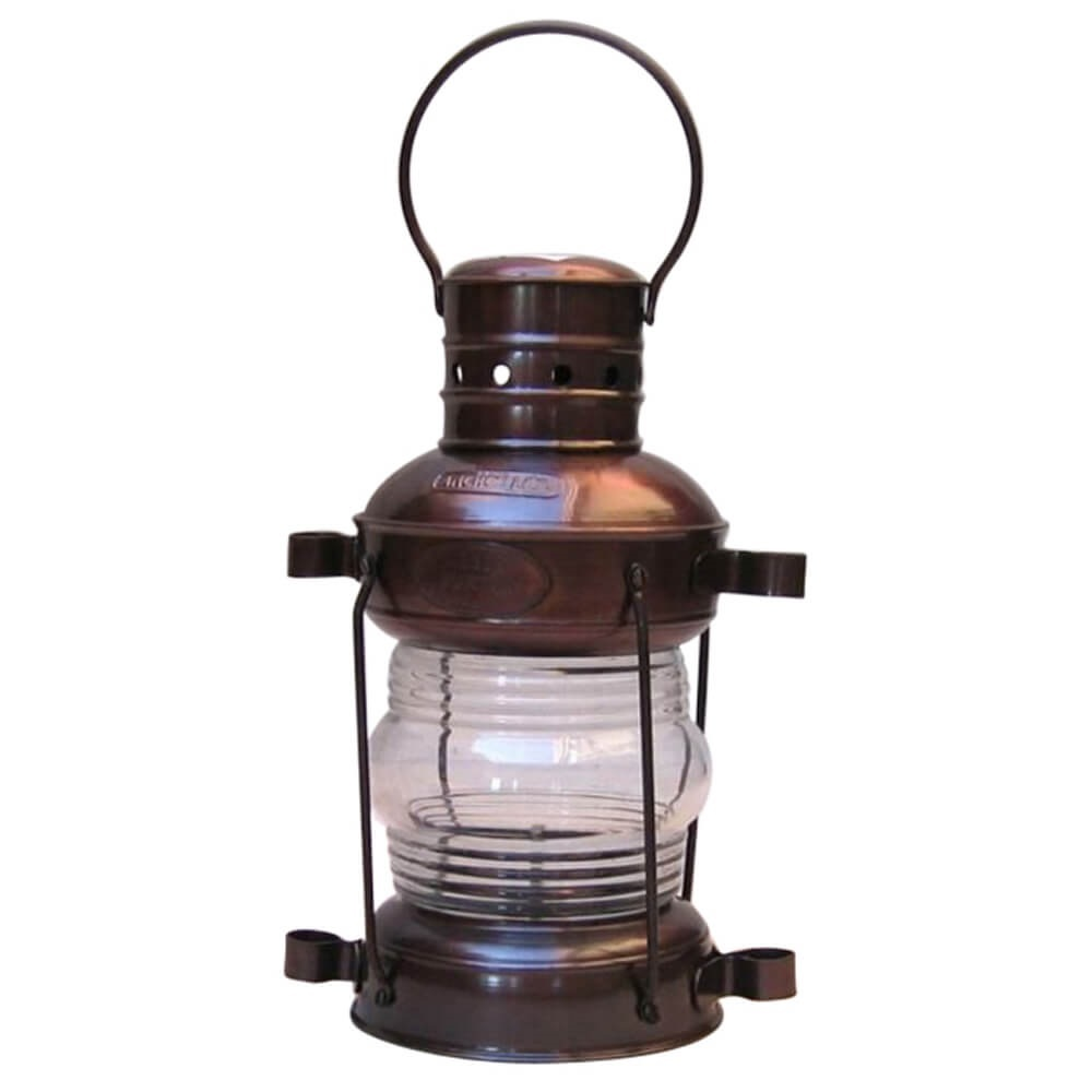 Iron Sheet Lamp Anchor Oil Lamp