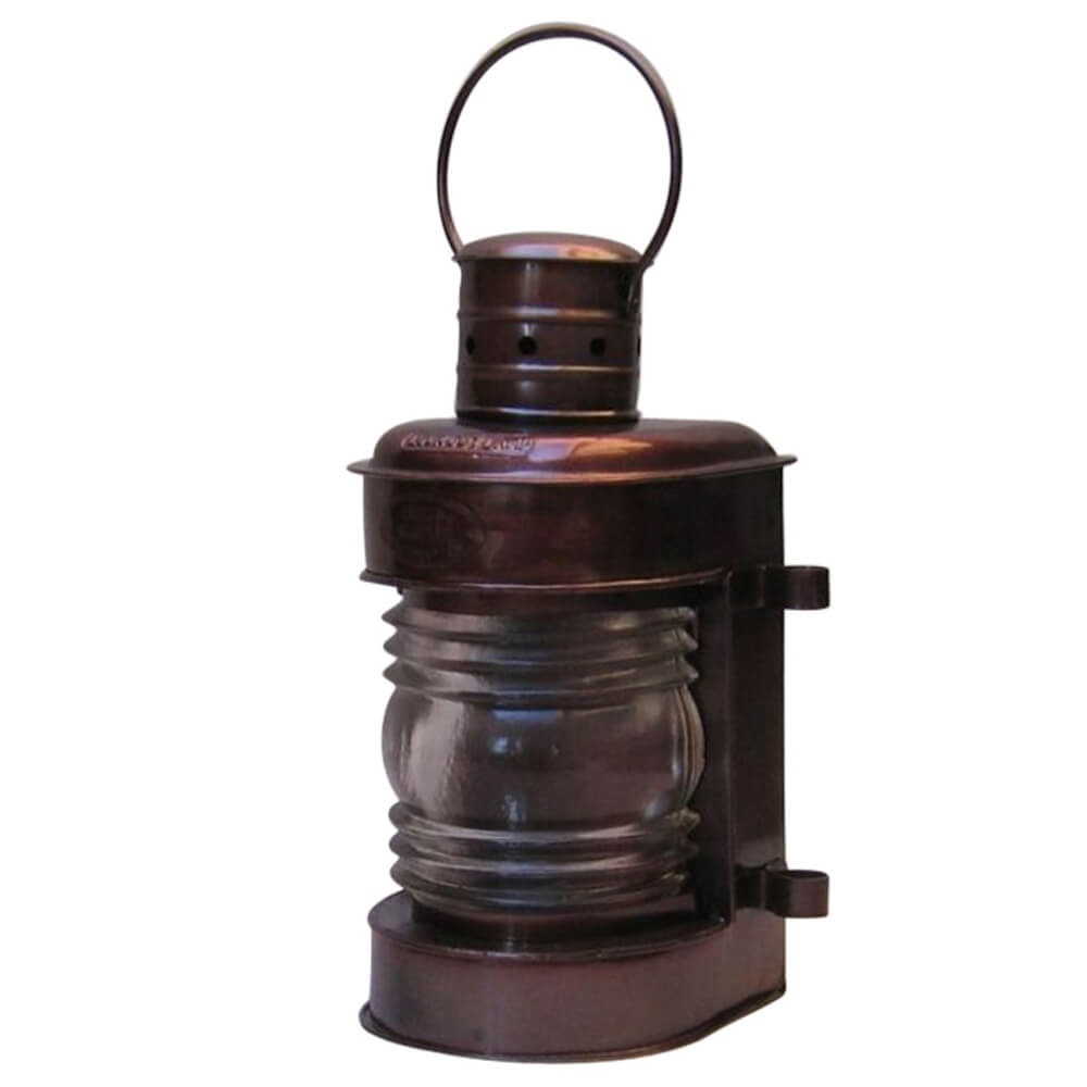 Iron Sheet Lamp Look Out Oil Lamp