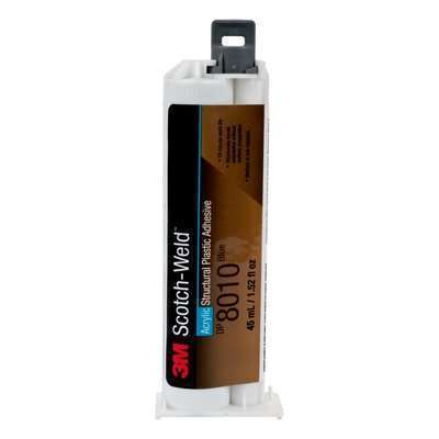 3M Scotch-Weld Structural Plastic Adhesive DP8010 Blue