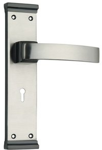 Spider Zinc Mortise Lock KY (ZZ20M BS)