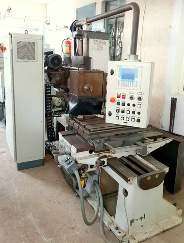 Gun Drilling Machine (Table Type)
