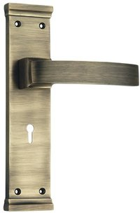 Spider Zinc Mortise Lock KY