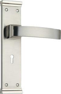 Spider Zinc Mortise Lock KY (ZZ20M CS)