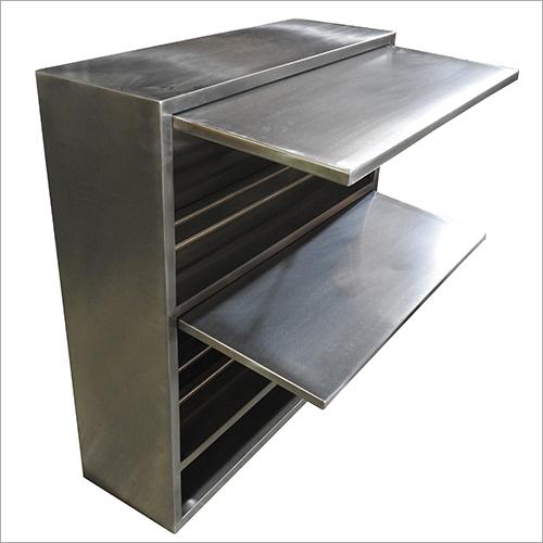 Stainless Steel Storage Cabinet