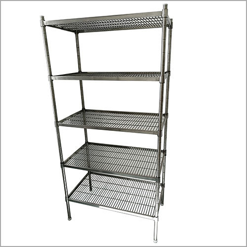 Adjustable Wire Open Storage Rack