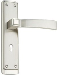 Spider Zinc Mortise Lock CY (ZZ16M CS)