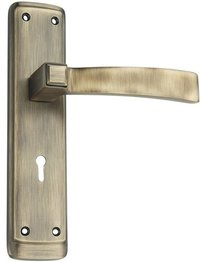 Spider Zinc Mortise Lock KY (ZZ16MAB)