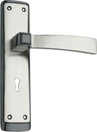 Spider Zinc Mortise Lock KY (ZZ16M BS)