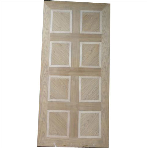 Eight Panel Wood Door
