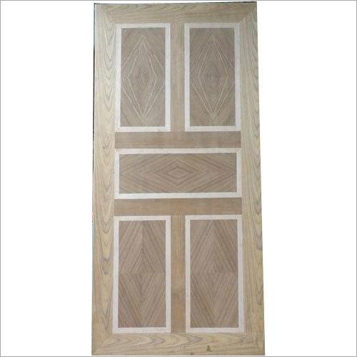 Five Panel Wood Door