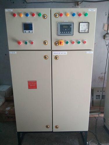 Dg Control Panel Base Material: Metal Base