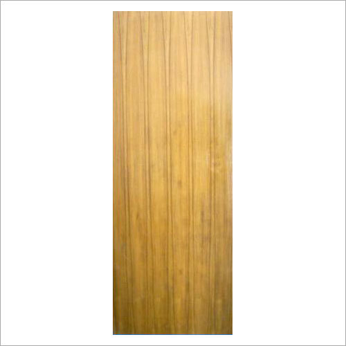Natural Teak Flush Doors