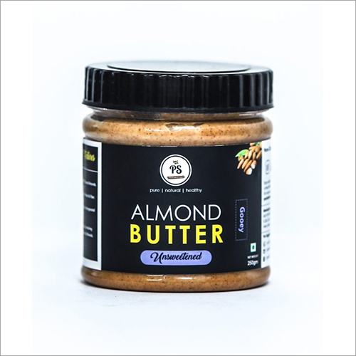 Organic Creamy Roasted Unsweetened Almond Butter