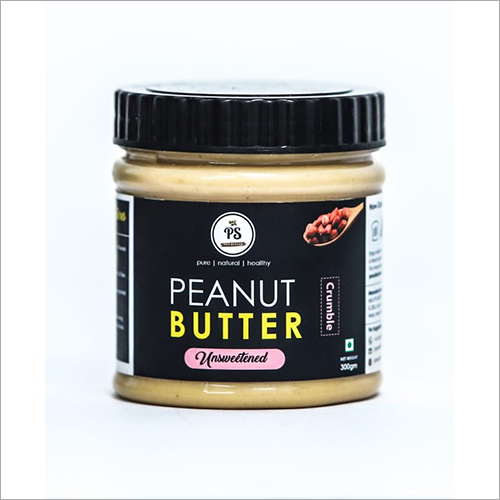 Natural Unsweetened Peanut Butter