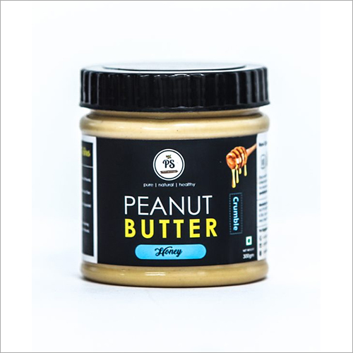 Natural Honey Peanut Butter