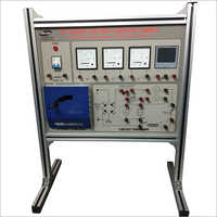 DC Shunt Motor Control Panel