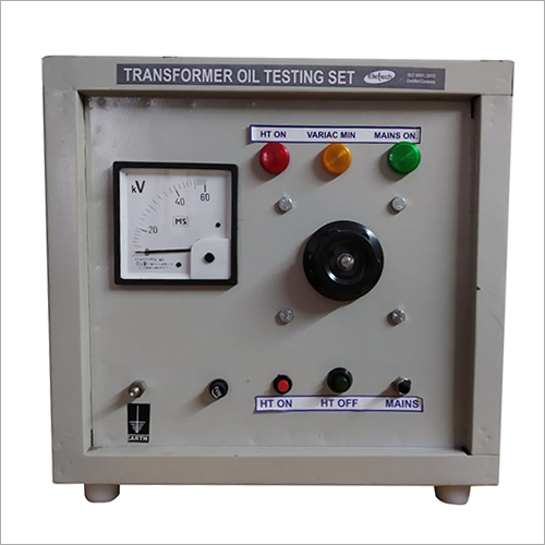 Transformer Oil Testing Set