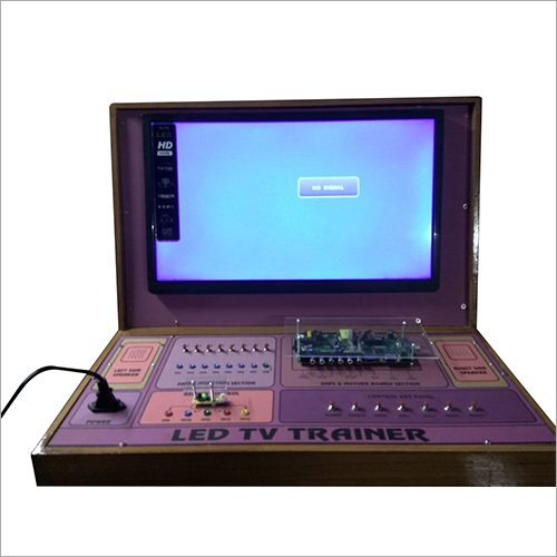 22 Inch LED TV Trainer Kit