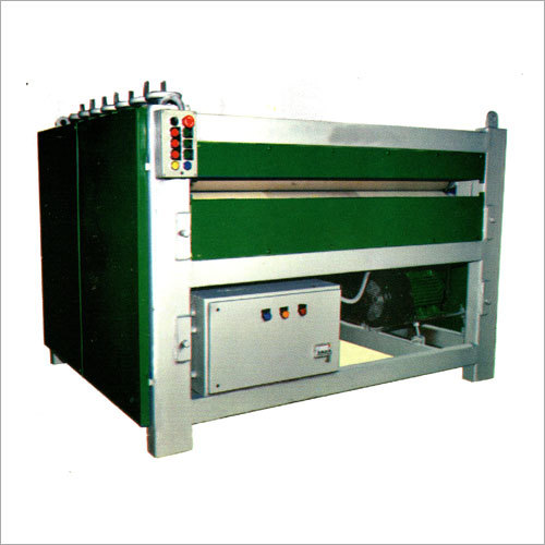 Brush Polisher Machine