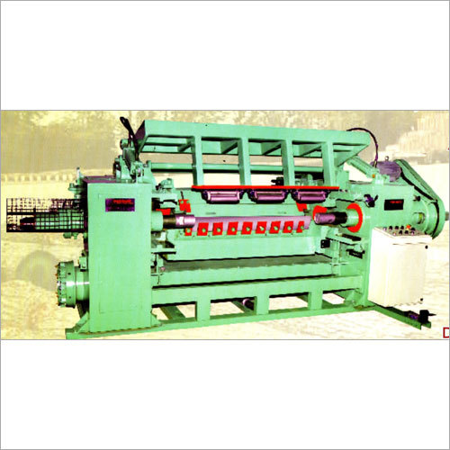 Log Core Veneer Peeling Machine