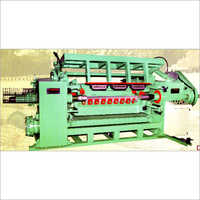 Log Core Veneer Peeling Machine