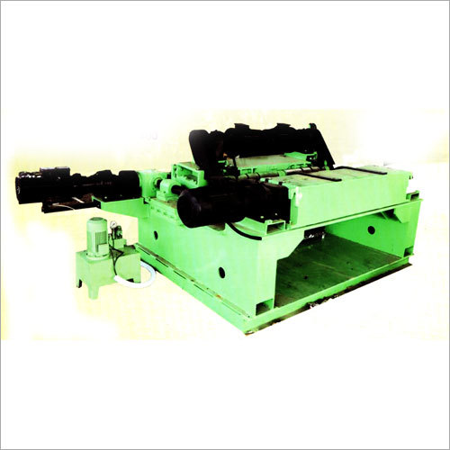 Spindle Less Log Veneer Machine
