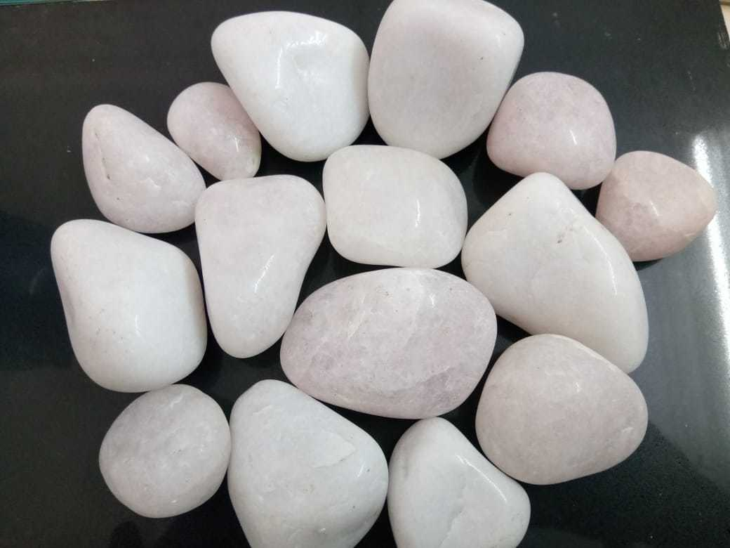 Rose Quartz Pebble